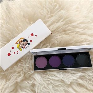 """MAC *LE* Archie's Girl's Palette in """"Spoiled Rich"""""""